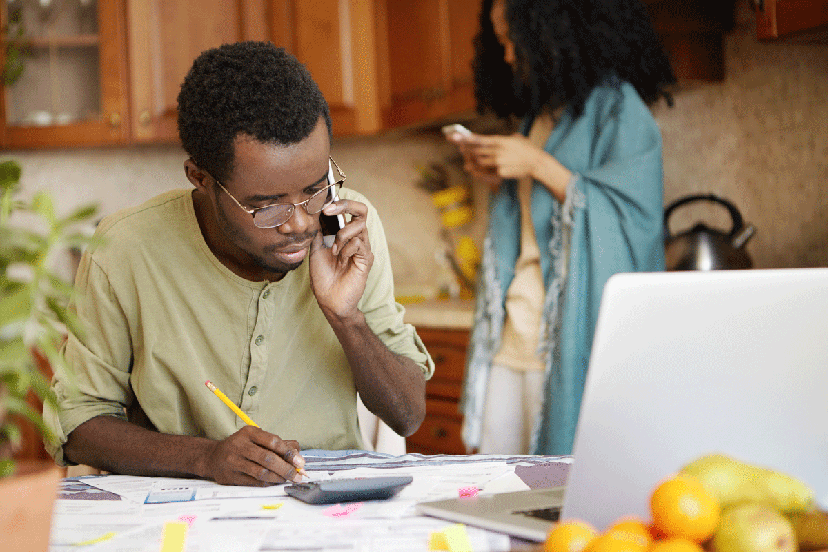 Verifying Your Identity When Calling the IRS