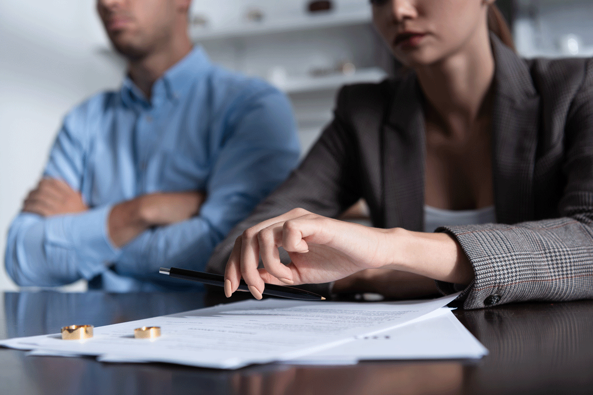 Tax Rules for Divorce and Alimony Payments